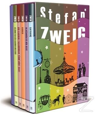 Stefan Zweig Seti (5 Kitap)