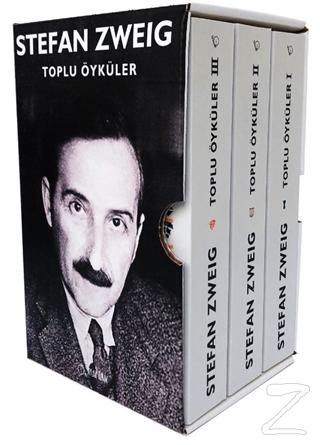Stefan Zweig Toplu Öyküler (3 Kitap Takım)
