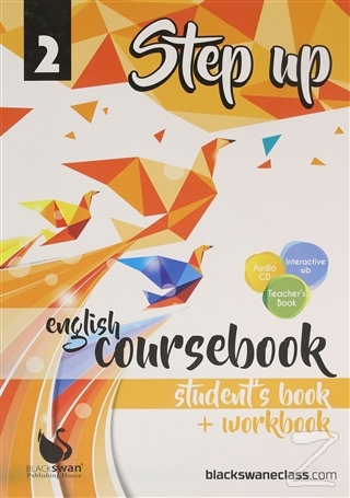 Step Up Coursebook Sb+Wb 2 With Audio Cd / Blackswan