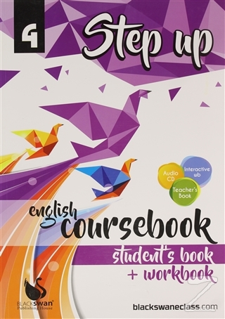Step Up Coursebook Sb+Wb 4 With Audio Cd / Blackswan
