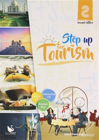 Step Up for Tourism 2 with Audio Cd