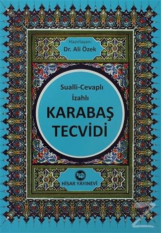 Sualli - Cevaplı İzahlı Karabaş Tecvidi