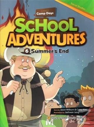 Summer's End +CD (School Adventures 1)