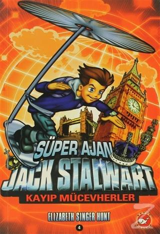 Süper Ajan Jack Stalwart 4 - Kayıp Mücevherler