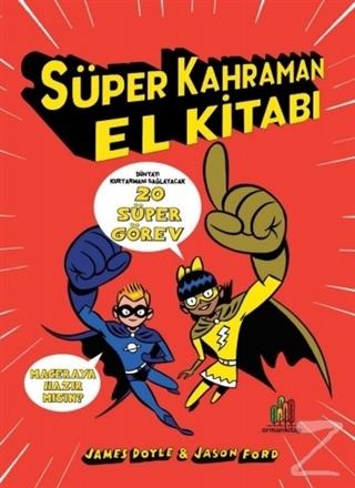 Süper Kahraman El Kitabı
