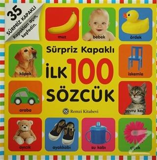 Sürpriz Kapaklı İlk 100 Sözcük