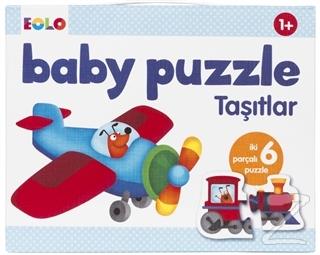 Eolo Taşıtlar - Baby Puzzle