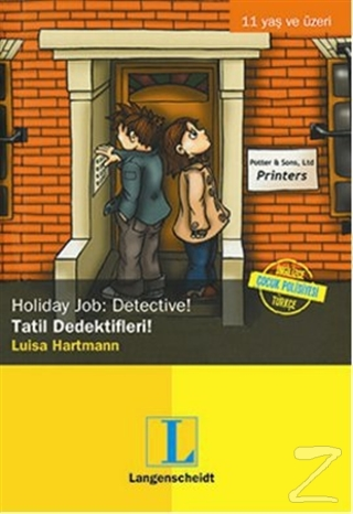 Tatil Dedektifleri! - Holiday Job: Detective!
