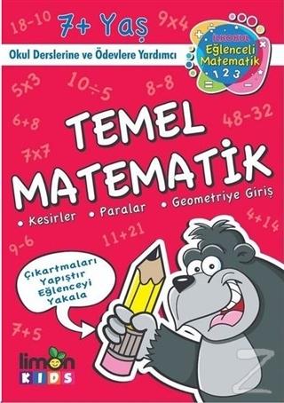 Temel Matematik - İlk Okul Eğlenceli Matematik