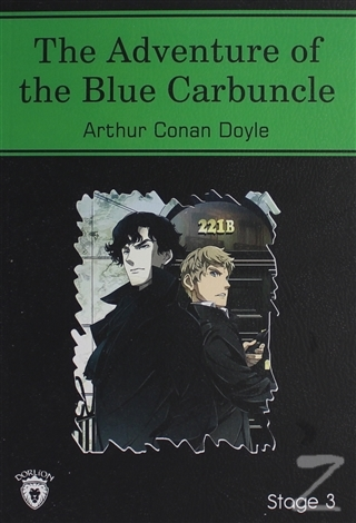The Adventure Of The Blue Carbuncle İngilizce Hikayeler Stage 3