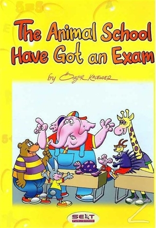 The Animal School Have got An Exam + Cd