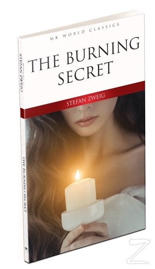 The Burning Secret - İngilizce Roman