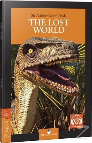 The Lost World - Stage 4 - İngilizce Hikaye