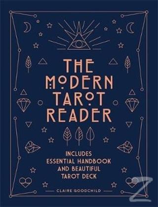 The Modern Tarot Reader (Ciltli)