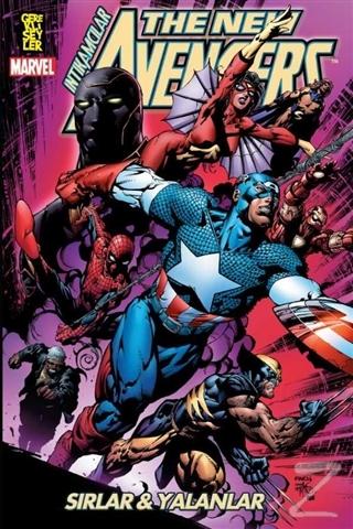 The New Avengers İntikamcılar Cilt: 3 - Sırlar ve Yalanlar