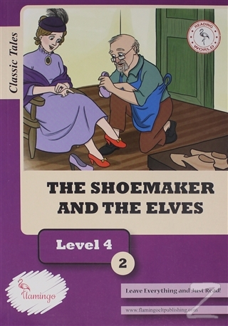 The Shoemaker And The Elves Level 4-2 (A2) / Flamingo