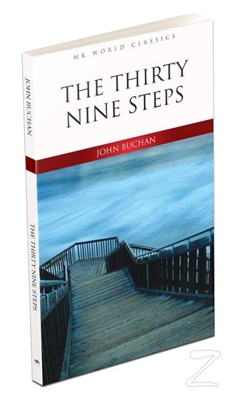 The Thirty Nine Steps - İngilizce Roman