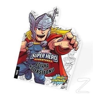 Thor - Marvel Süper Kahramanlar Boyama Koleksiyonu
