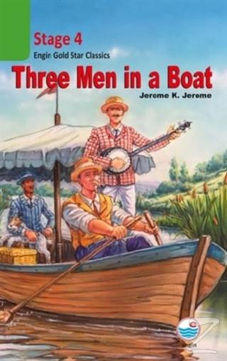 Three Men in a Boat CD'li (Stage 4)