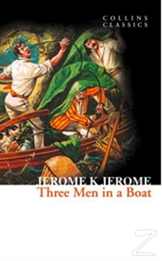 Three Men in a Boat (Collins Classics)