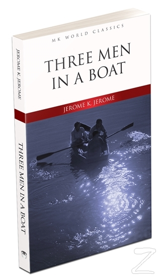 Three Men in a Boat - İngilizce Roman