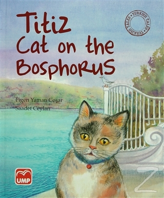 Titiz Cat on the Bosphorus (Ciltli)
