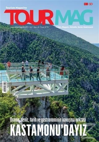 TOURMAG Turizm Dergisi Sayı:26 Nisan-Mayıs-Haziran 2021