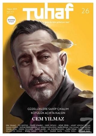 Tuhaf Dergi Sayı: 26 Mayıs 2019