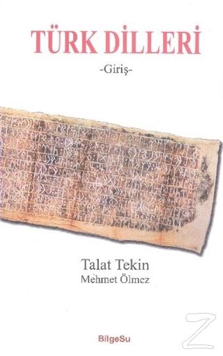 Türk Dilleri Giriş