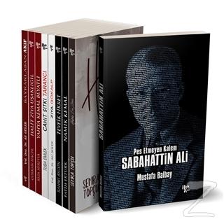 Türk Edebiyatçıları Kitap Seti (9 Kitap Takım)