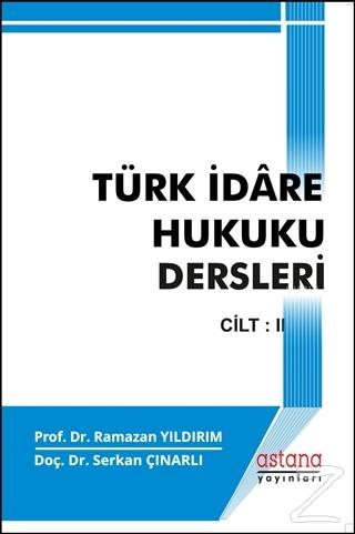 Türk İdare Hukuku Dersleri 2