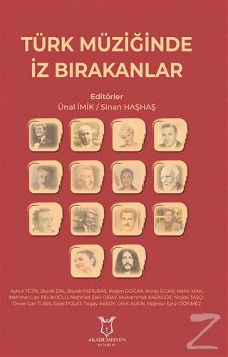 Türk Müziğinde İz Bırakanlar