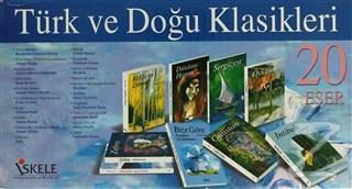 Türk ve Doğu Klasikleri (20 Kitap Kutulu) %40 indirimli Kolektif