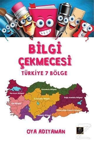 Türkiye 7 Bölge - Bilgi Çekmecesi