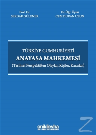 Türkiye Cumhuriyeti Anayasa Mahkemesi