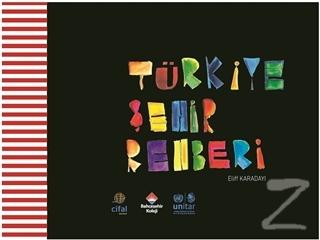 Türkiye Şehir Rehberi (Ciltli)
