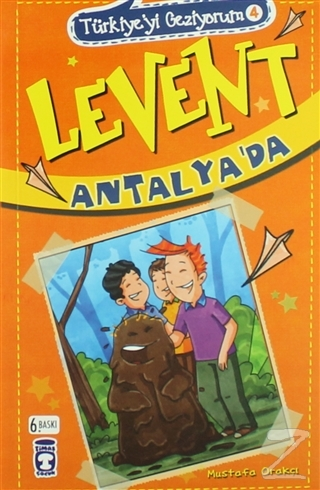 Türkiye'yi Geziyorum 4 - Levent Antalya'da