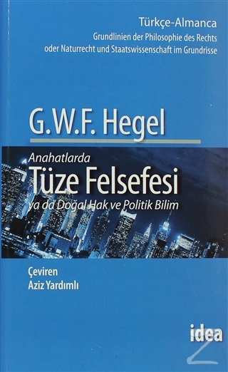 Tüze Felsefesi - Hegel %20 indirimli Georg Hegel
