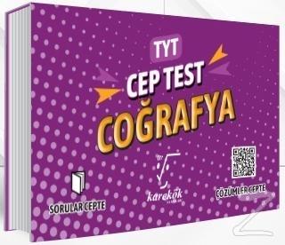 TYT Cep Test Coğrafya