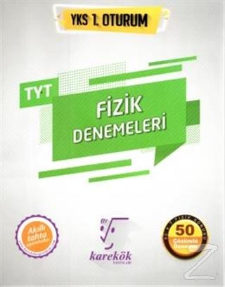 TYT Fizik Denemeleri YKS 1. Oturum