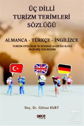 Üç Dilli Turizm Terimleri Sözlüğü