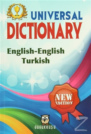 Universal Dictionary / English-English Turkish