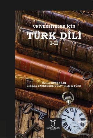 Üniversiteler İçin Türk Dili 1 - 2