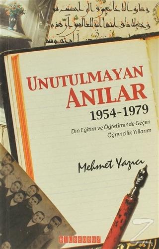 Unutulmayan Anılar (1954 - 1979)