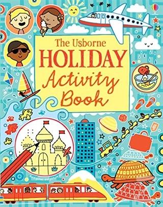 USB - Holiday Activity Book