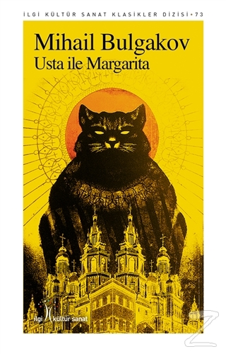 Usta ile Margarita Mihail Bulgakov