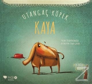 Utangaç Köpek Kaya - %24 indirimli  - Tülin Kozikoğlu - Redhouse Kidz