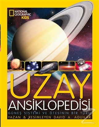 Uzay Ansiklopedisi (Ciltli)