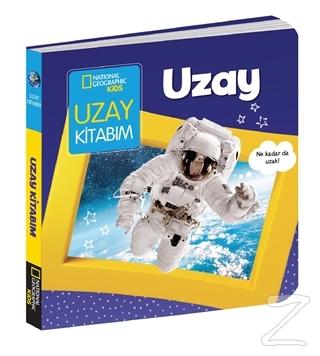 Uzay Kitabım - İlk Kitaplarım Serisi (Ciltli)