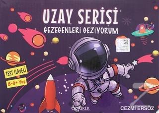 Uzay Serisi - Gezegenleri Geziyorum ( 10 Kitap Takım )